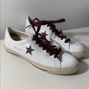Converse Chuck Taylor Patent Ox Leather Sneaker
